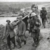 IWM POWs Carrying Wounded